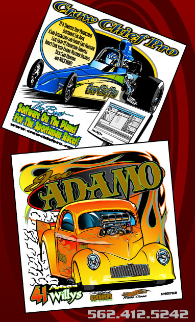 Todd Barton Design Custom T Shirt Artwork and Printing